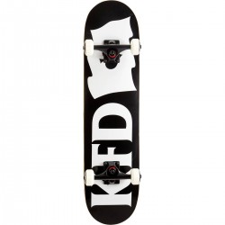 "Skateboard KFD Young Gunz 8"" | FLAGSHIP V2 BLACK"