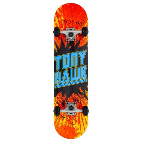 "Skateboard TONY HAWK SS 180 Shatter Logo 7.75"" | MULTI"