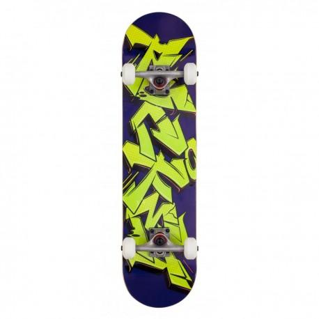 """Skateboard ROCKET Drips 8""""   MULTI"""