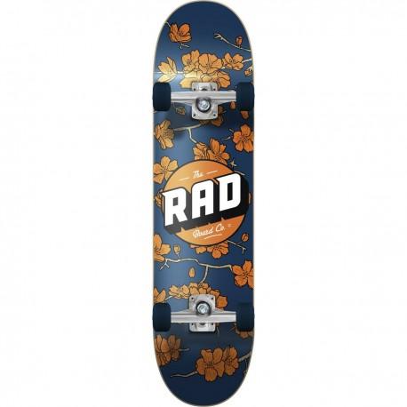 "Skateboard RAD Cherry Blossom 7.5"" | NAVY"