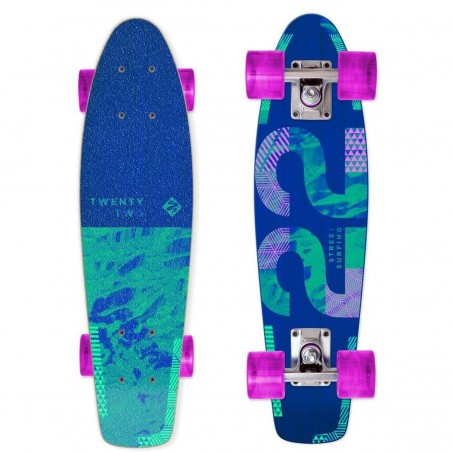 """Pennyboard STREET SURFING Beach Wood 22""""   57cm   TWENTY TWO"""
