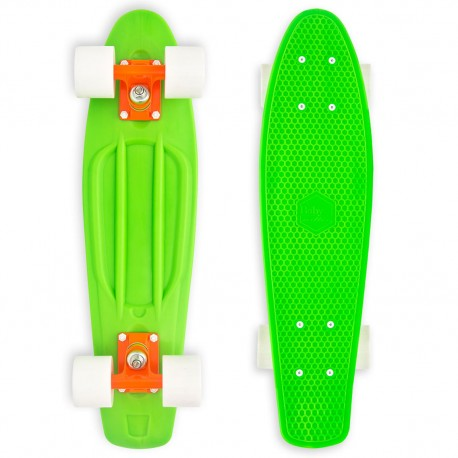 "Pennyboard MILLER Baby Miller Original Fluor Green board 22,5""|57cm"