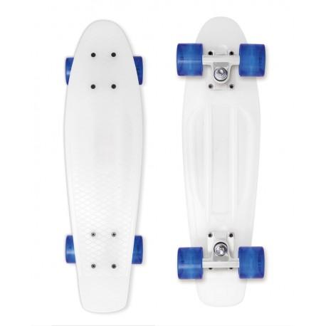 "Pennyboard STREET SURFING Milky Bílý Beach Board 22,44"" 57cm Mini Cruiser"