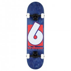 "Skateboard BIRDHOUSE Stage 3 B Logo | 31x7.75"" | NAVY-RED"