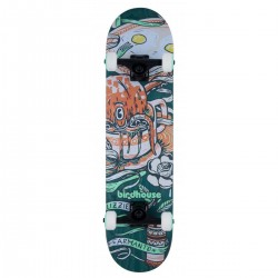 "Skateboard BIRDHOUSE Stage 3 Armanto Favorites | 31x7.75"" | GREEN"