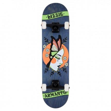 "2. jakost - Skateboard BIRDHOUSE Stage 3 Armanto Butterfly | 31.5x8"" | BLUE"
