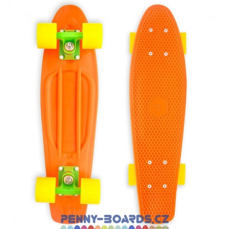 Pennyboard BABY MILLER ORIGINAL FLUOR ORANGE 22,5"