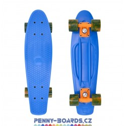 Pennyboard STREET SURFING  Ocean Breeze, Modrý (Blue) Penny board 22,44"