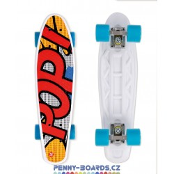 Pennyboard STREET SURFING POP POPSI YELLOW 21,6"