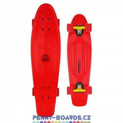 Nickelboard TEMPISH BUFFY RED (Červený) 28'' | 71cm Nickel Board Cruiser