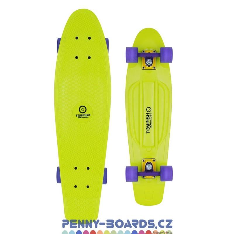 Nickelboard TEMPISH BUFFY GREEN (Zelený) 28'' | 71cm Nickel Board Cruiser