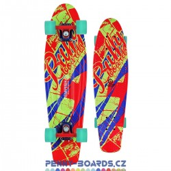 Nickelboard TEMPISH BUFFY UNIQUE B 28'' | 71cm Nickel Board Cruiser