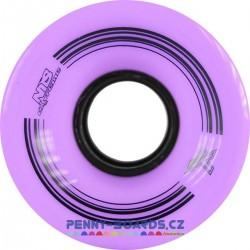 Kolečka pro pennyboard NILS EXTREME|60x45mm|4ks|PURPLE